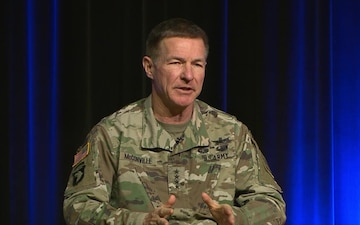 Army Senior Leaders Virtual Town Hall about COVID-19