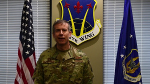 A message from the 926th Wing Commander, Col. Sean Carpenter
