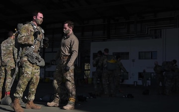 Airmen from 435th CRG maintain readiness during COVID-19