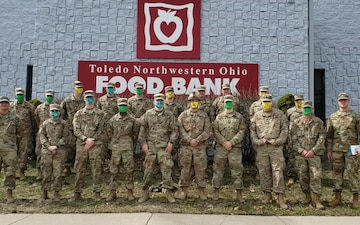 Ohioan Gives Back - Making Masks for Frontline COVID-19 Workers