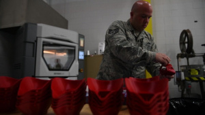 Tyndall Air Force Repair Enhancement Program 3D Printing