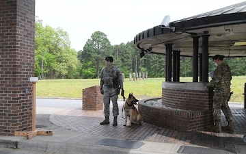 19th SFS maintains mission during COVID-19