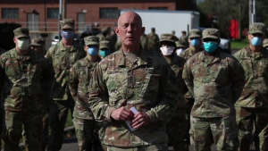 U.S. Army Reserve Urban Augmentation Medical Task Forces support COVID-19 response