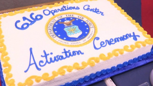 616th Operations Center Activation Ceremony