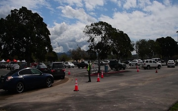 146th Airlift Wing Assist FoodShare Ventura County Food Drive