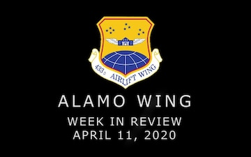 Alamo Wing Week in Review, Commander April 10