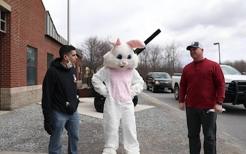 Easter Bunny Neighborhood Hop