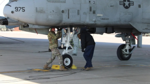 127th Wing Remains Ready During COVID-19