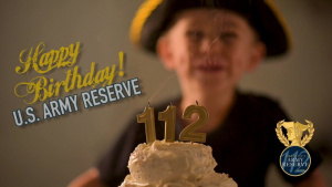 The Years: Army Reserve Birthday