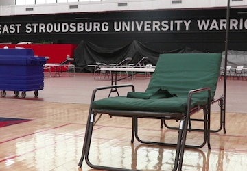 Task Force-Southeast conducts site survey at East Stroudsburg University