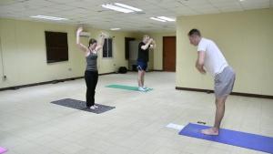 Virtually there, ASAB facilitates online fitness