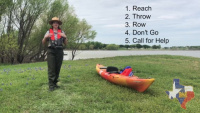 Proctor Lake's Ranger Jones Tips for Helping a Drown Victim