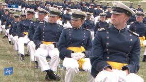 Air Force Academy Graduates Class of 2020