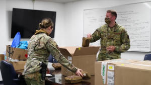 First Sergeant Care Packages