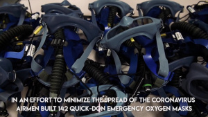 Aircrew Flight Equipment Responds to COVID-19