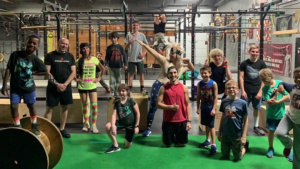 Backyard Warrior Builds Ninja Strength During COVID-19