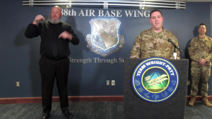 Wright-Patterson AFB Coronavirus Update Live Town Hal April 22
