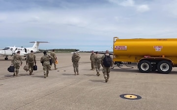 101st Airborne logistics experts deploy to aid COVID effort