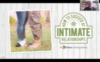 How to Succeed at Intimate Relationship: iRelate Training