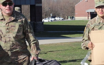 1BCT Soldiers released from quarantine