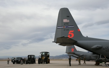 302nd Airlift Wing reservists prepare for annual certification training