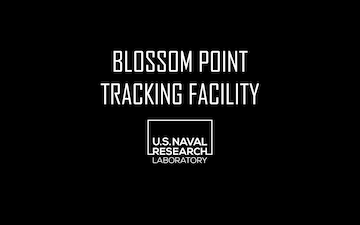 NRL Blossom Point Tracking Facility