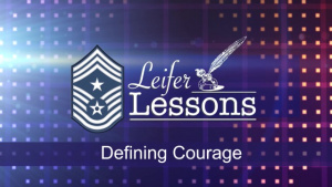 Defining Courage
