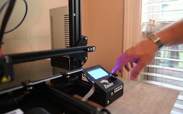 3D printing hobby helps healthcare workers during COVID-19