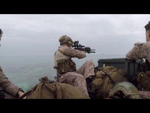 26th MEU Saudi Arabia Island Training