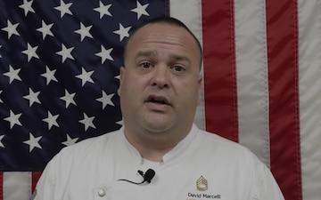 Lightning Support Spotlight: Sgt. 1st Class David Marcelli