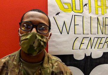 Soldier At JNYMS Gives Inside Look At His Job As A Behavioral Health Specialist