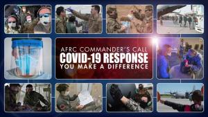 Hq AFRC Commander's Call