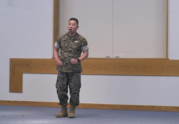 RED Talks   Becoming Better Marines
