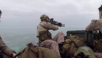 26th MEU trains in amphibious operations on Saudi Arabian islands