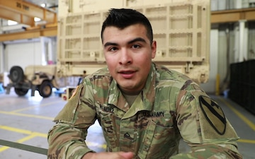 Encouragement Videos in Support of New Army Recruits