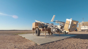 Contractors test UAS capabilities
