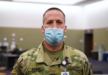 Boston Hope Medical Center shout-out Sgt. William Keenan