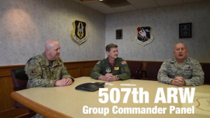 Group commanders COVID-19 panel