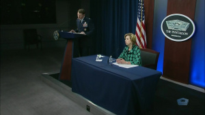 Top Official Briefs Media on Defense Department's COVID-19 Acquisition Policy