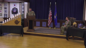Chief Master Sergeant Induction Ceremony April 29, 2020