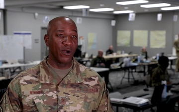 CMSAF discusses Task Force-Southeast