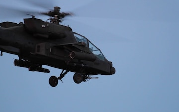 17th Cavalry Regiment conducts aerial gunnery