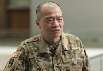 Col. Jack Leong from the UAMTF 801-2 in Detroit