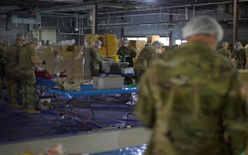 Kansas Army National Guard packages 1 million meals