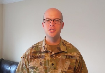 Spc. Roulett MD SO DVIDS
