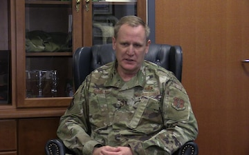 126 ARW Command Chief Speaks About Resiliency