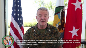 USCENTCOM commander addresses force readiness