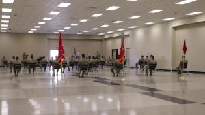 "Oklahoma Guardsmen have ""virtual"" send off"