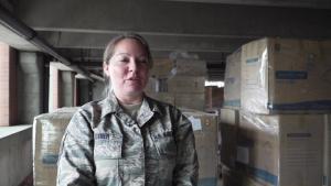 142nd Wing Citizen Airmen volunteer at Multnomah County EOC