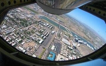 USAF Salutes AZ Flyover